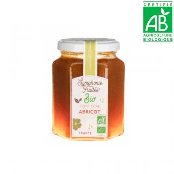 Confiture ABRICOT 60% - BIO - 290ml