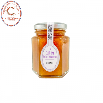Confiture artisanale coing - 130g
