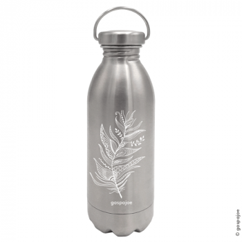 Gourde Daily 450ml Plume Blanche
