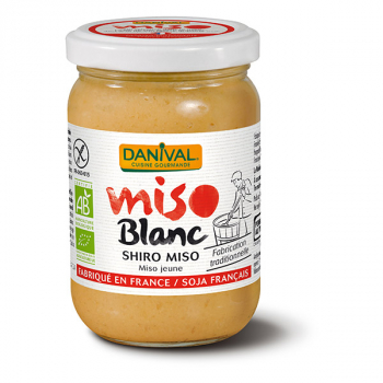 DANIVAL - miso blanc 200g