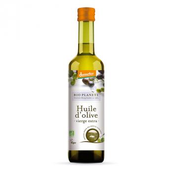 Huile d'olive vierge extra demeter (DLC COURTE 31/12/2020)