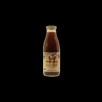 MAS DAUSSAN - jus de pomme grenade (francaise) en 0,75 cl