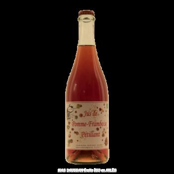 MAS DAUSSAN - jus de pomme-framboise pétillant 75cl
