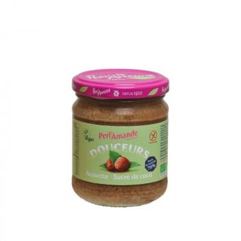 Perl'amande - noisettes (79%) au sucre de coco,185 gr