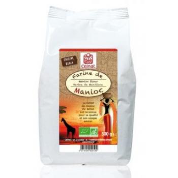 CELNAT - farine de manioc