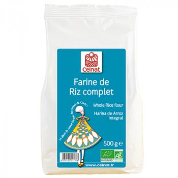 CELNAT - farine de riz complet