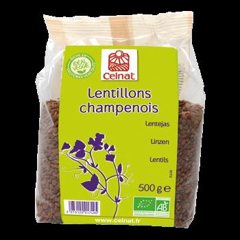 CELNAT - lentillons champenois