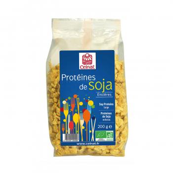 CELNAT - proteines de soja - entieres