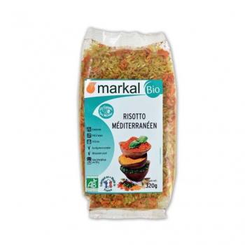 MARKAL - risotto méditerranéen