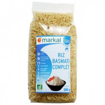 MARKAL - riz basmati complet