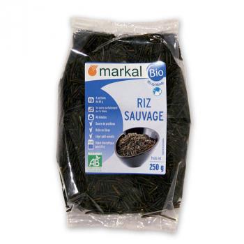 MARKAL - riz sauvage