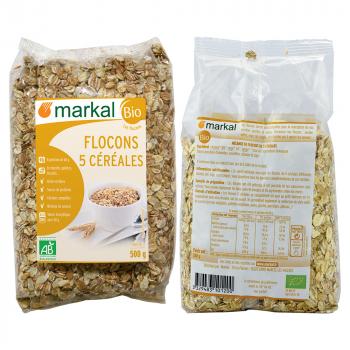 MARKAL - flocons 5 céréales