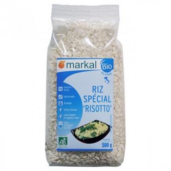 MARKAL - riz long blanc spécial risotto