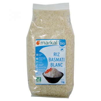 MARKAL - riz basmati blanc