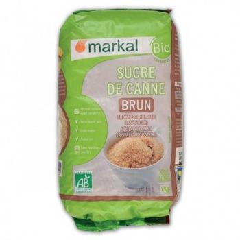 MARKAL - sucre brun de canne