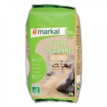 MARKAL - sucre blond de canne