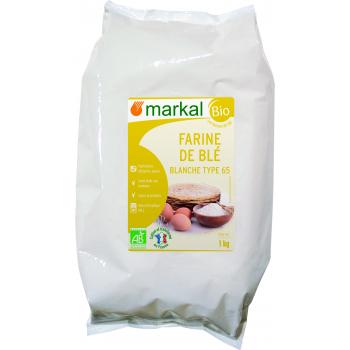 MARKAL - farine de blé - type 65 blanche