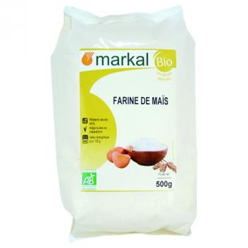 MARKAL - farine de maïs