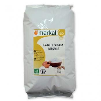 MARKAL - farine de sarrasin (intégrale)