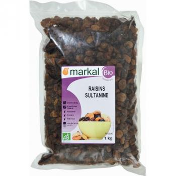MARKAL - raisins sultanines