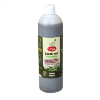 Savon noir liquide à l'huile d'olive 1 L