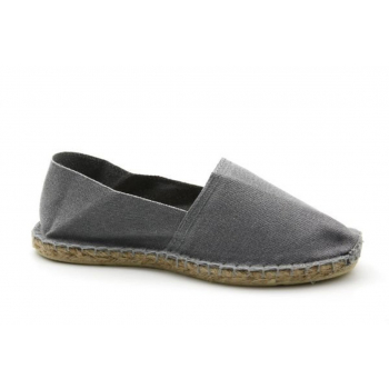 Espadrilles Unies Gris - Made in France