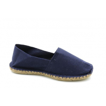 Espadrilles Unies Marine - Made in France