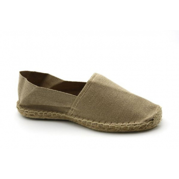 Espadrilles Unies Sable - Made in France