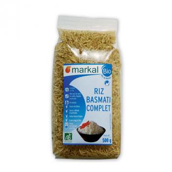 MARKAL - riz basmati complet inde 5kg