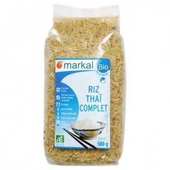 MARKAL - riz thaï complet 5kg