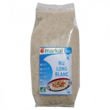 MARKAL - riz long blanc 5kg