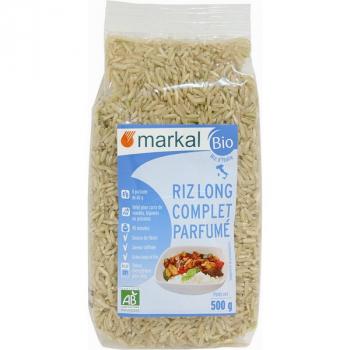 MARKAL - riz long complet 5kg