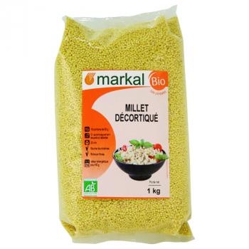MARKAL - millet décortiqué