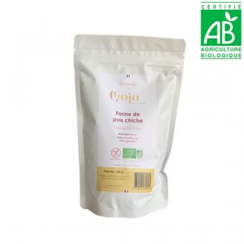 Farine de POIS CHICHE - BIO - 500g