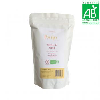 Farine de NOIX DE COCO- BIO - 400g