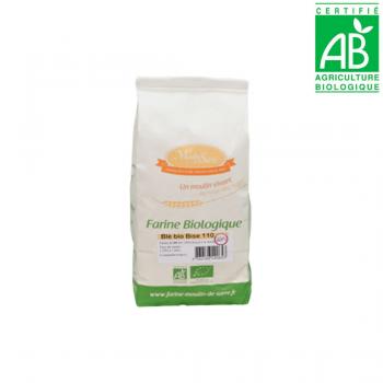 Farine de BLE bise T110 - BIO - 1kg