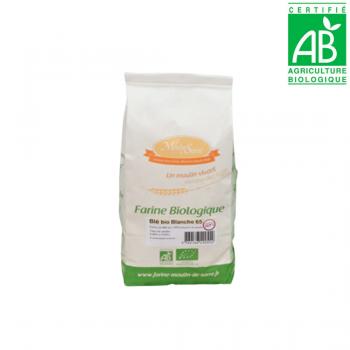 Farine de BLE blanche T65 - BIO - 1kg
