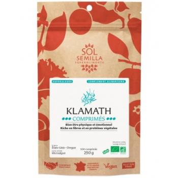 Klamath crue 4x500 comprimés  BIO 1kg