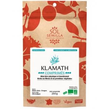 Klamath crue 500 comprimés BIO 250g