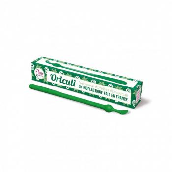 Oriculi en bioplastique - LAMAZUNA Vert