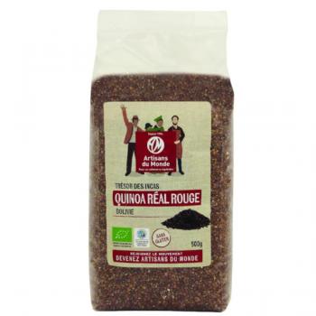 Quinoa rouge - BIO - 500g