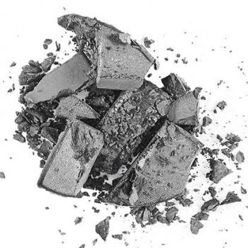Ombre à paupières compacte minérale - LILY LOLO SILVER LINING