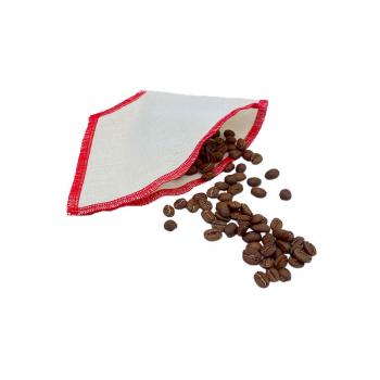 Filtre à café lavable - Rouge - Le Loup Pointu