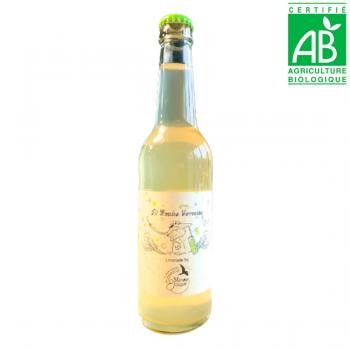 Limonade artisanale VERVEINE - BIO - 33cl