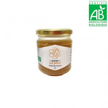 Miel de ronces - BIO - 250g
