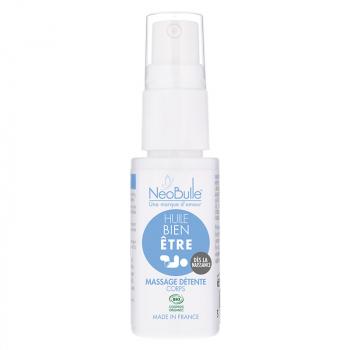 Huile Bien-Être, massage détente - 20 ml