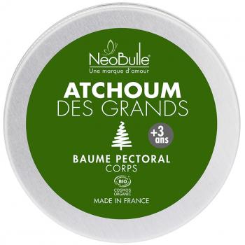 Atchoum des Grands, baume pectoral - Néobulle