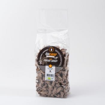 Pâtes cacao amer - BIO - 250g