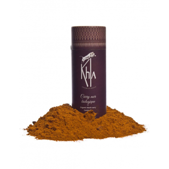 Curry Noir - Biologique - en poudre - 100g