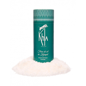 Fleur de sel de Kampot - Premium - 150g